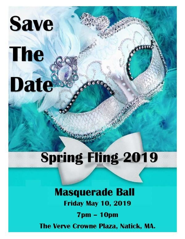 SAVE THE DATE ~ SPRING FLING